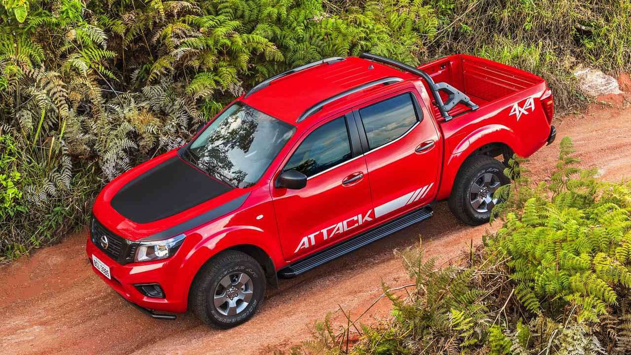 96 The 2019 Nissan Frontier Attack Configurations with 2019 Nissan Frontier Attack
