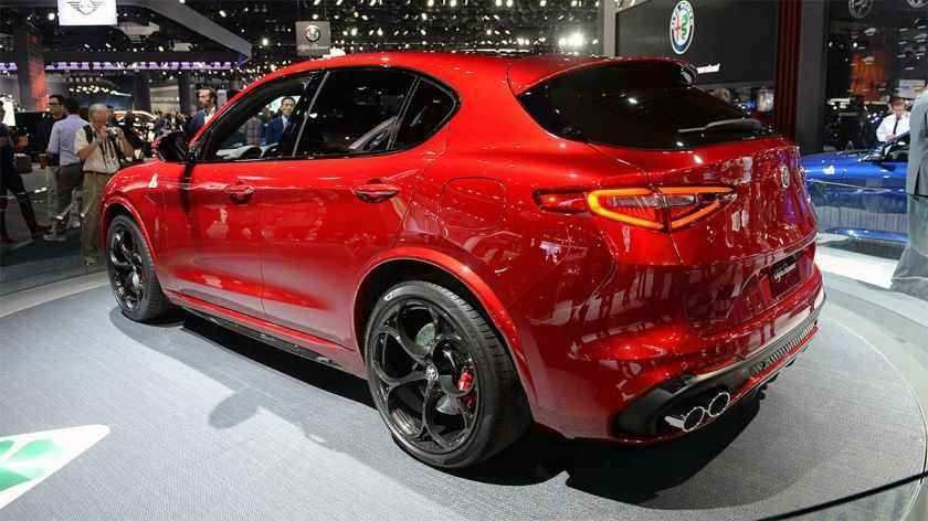 96 The 2020 Alfa Romeo Stelvio Overview for 2020 Alfa Romeo Stelvio