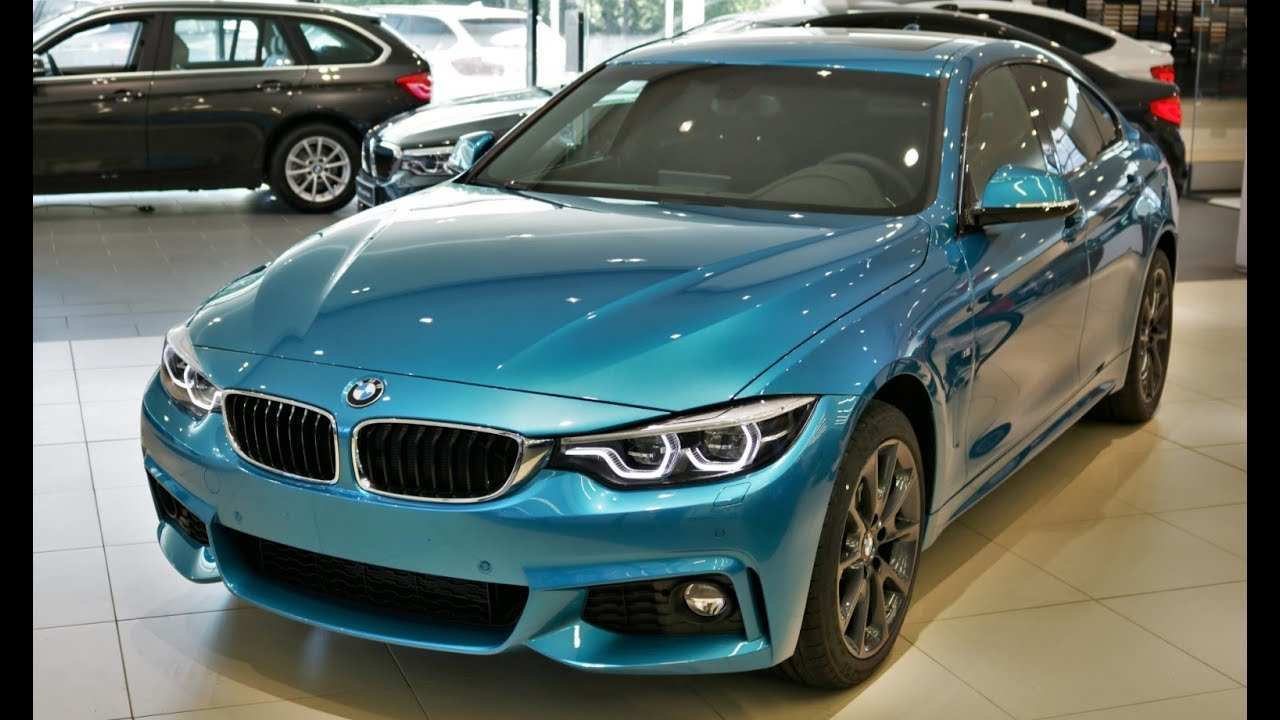 96 The 2020 Bmw 4 Series Gran Coupe New Concept by 2020 Bmw 4 Series Gran Coupe