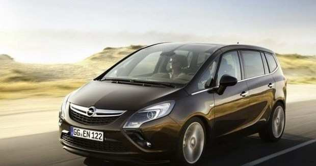 96 The Opel Zafira 2020 Prices by Opel Zafira 2020