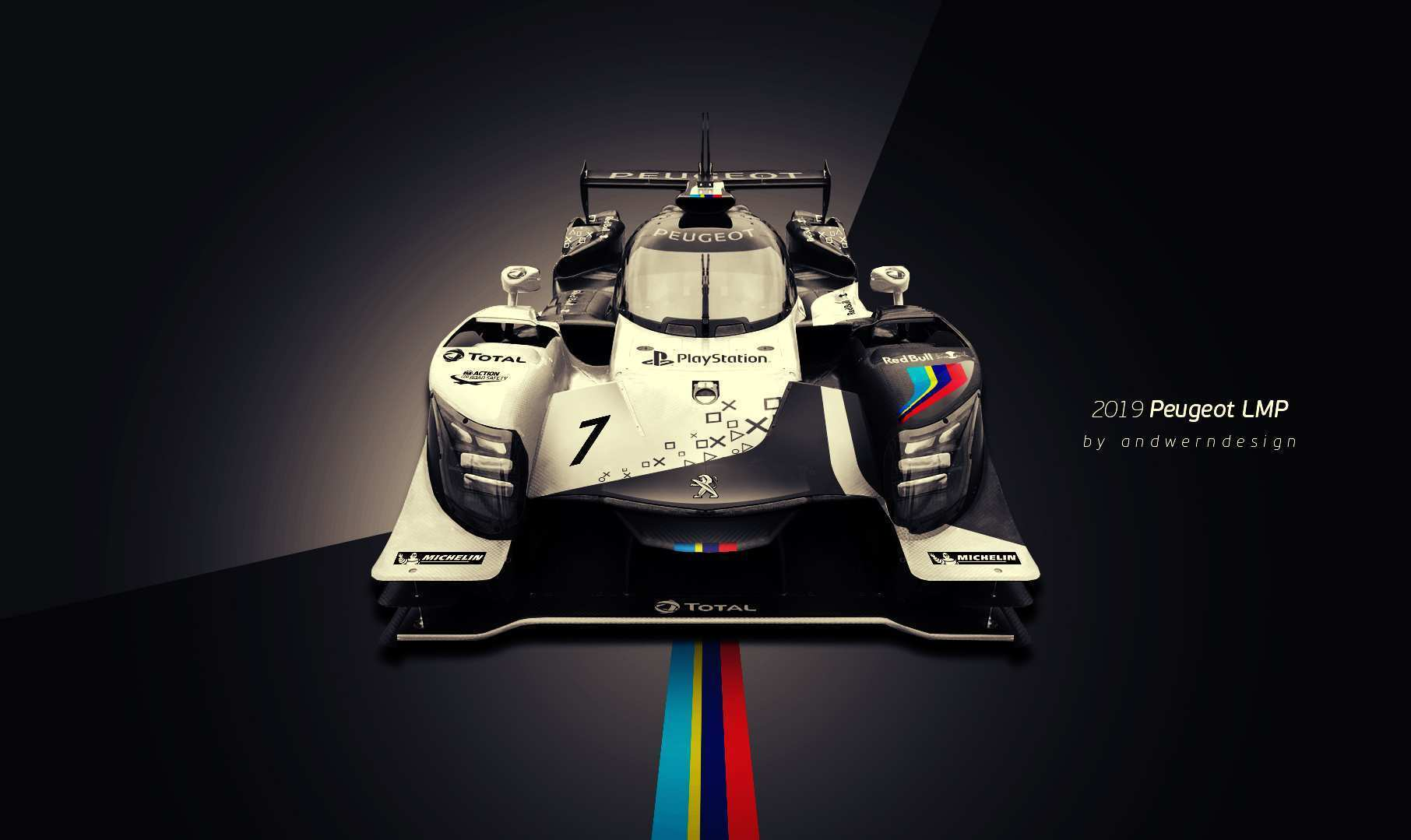 96 The Peugeot Lmp1 2019 Redesign and Concept for Peugeot Lmp1 2019