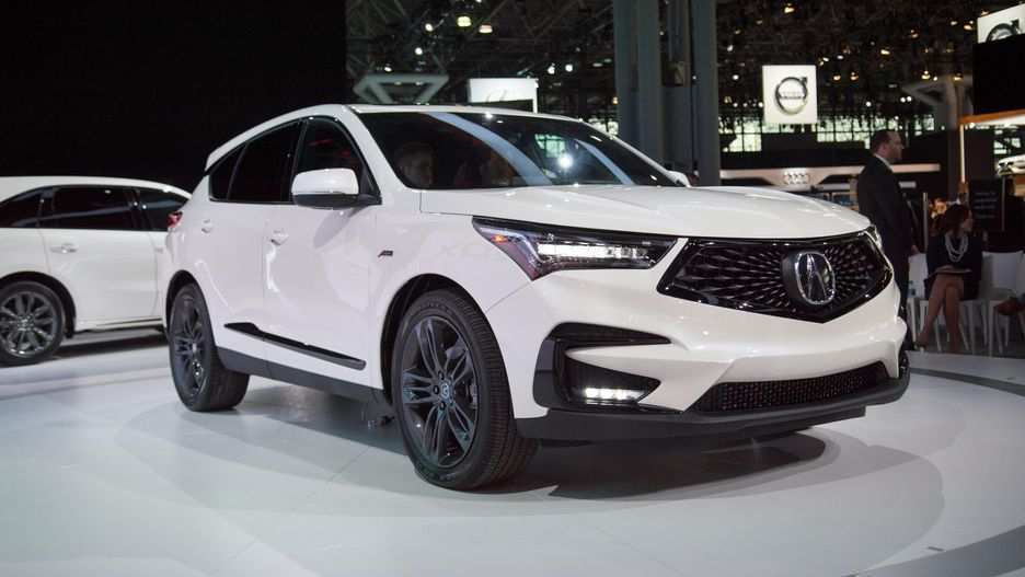 97 All New 2019 Acura Rdx Preview Wallpaper with 2019 Acura Rdx Preview