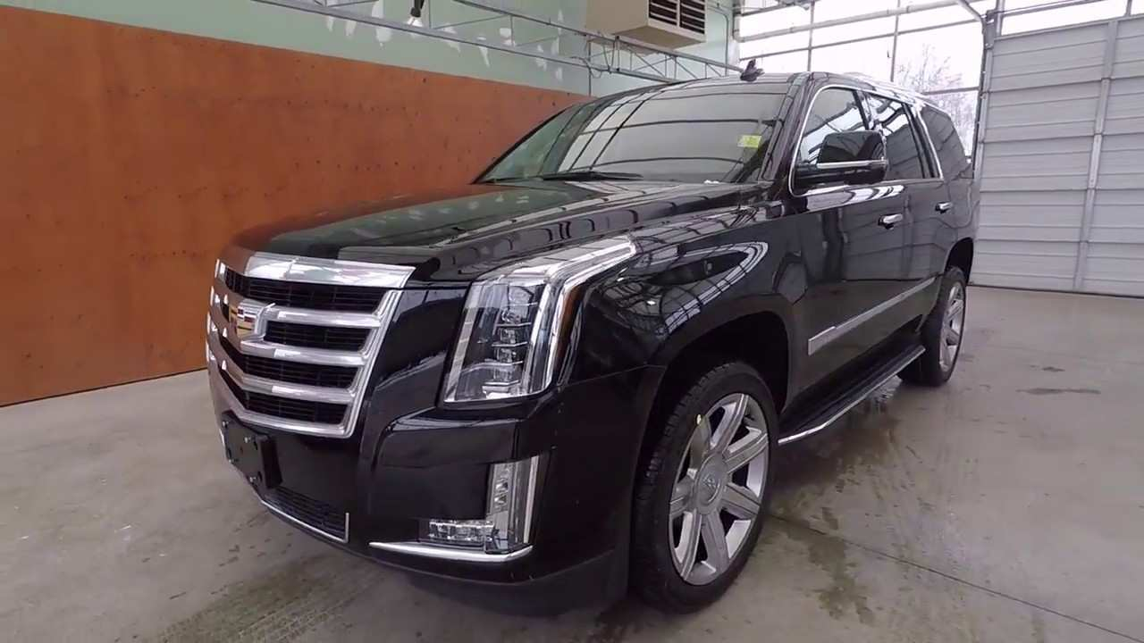 97 All New 2019 Cadillac Escalade Redesign Pictures with 2019 Cadillac Escalade Redesign