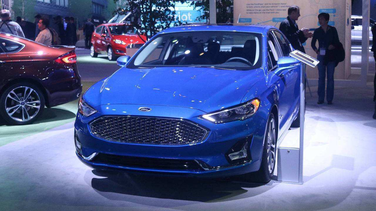 97 All New 2019 Ford New Cars Overview with 2019 Ford New Cars