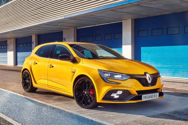 97 All New 2019 Renault Megane Rs Redesign by 2019 Renault Megane Rs