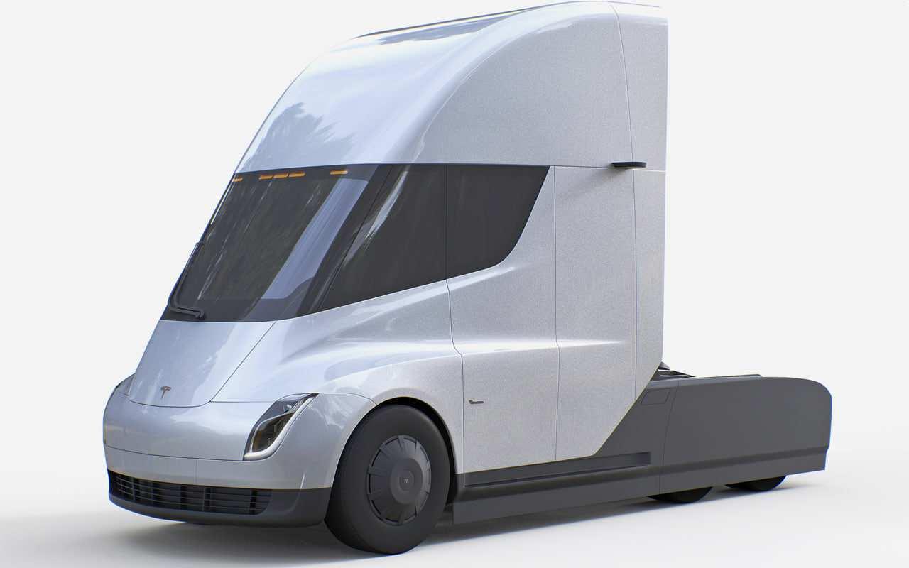 97 All New 2019 Tesla Semi Truck Style by 2019 Tesla Semi Truck