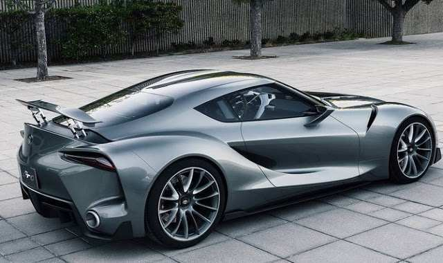97 All New 2019 Toyota Ft 1 Concept by 2019 Toyota Ft 1