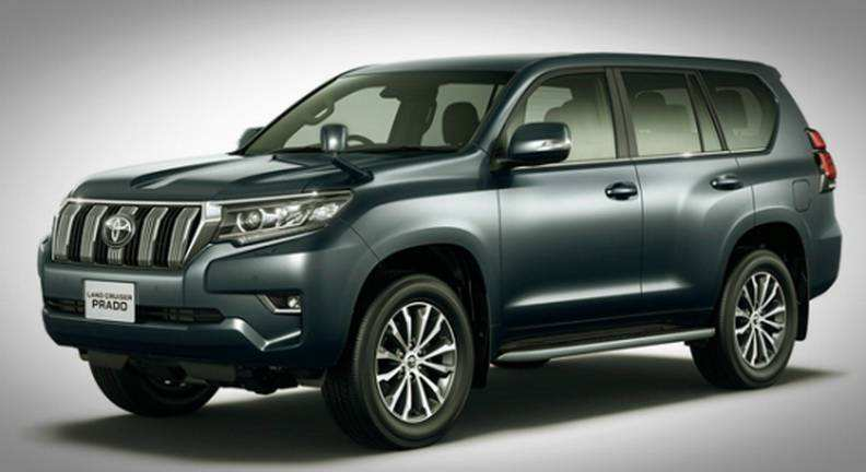 97 All New 2019 Toyota Prado Price and Review by 2019 Toyota Prado