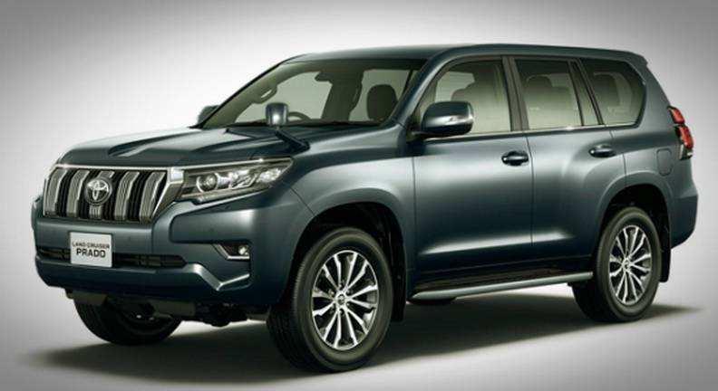 97 All New 2019 Toyota Prado Price and Review by 2019 Toyota Prado