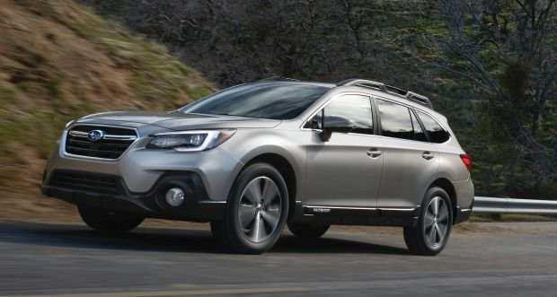 97 All New 2020 Subaru Outback Wagon New Concept for 2020 Subaru Outback Wagon