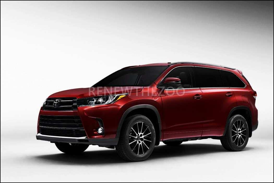 97 All New 2020 Toyota Highlander Hybrid Specs by 2020 Toyota Highlander Hybrid