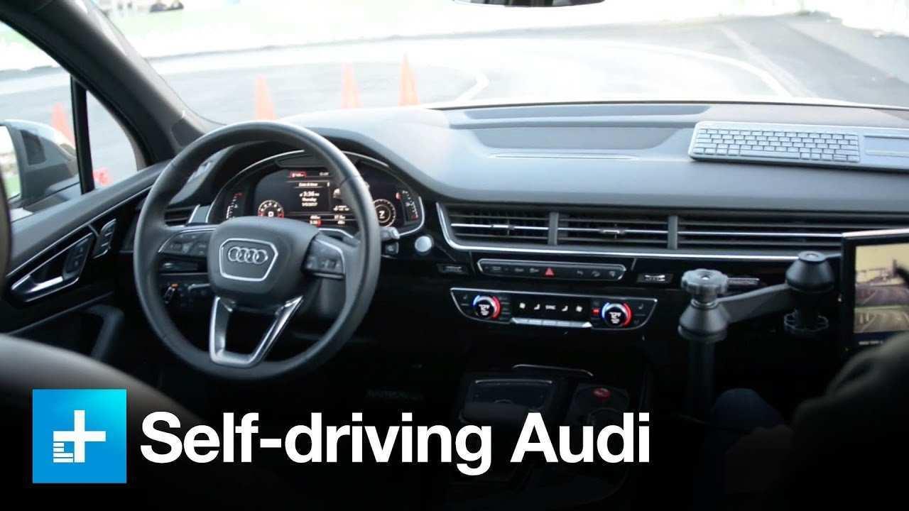 97 All New Audi 2020 Self Driving Car Spesification with Audi 2020 Self Driving Car