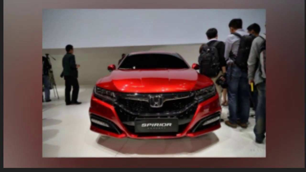 97 All New Honda Accord 2020 Model Performance and New Engine for Honda Accord 2020 Model