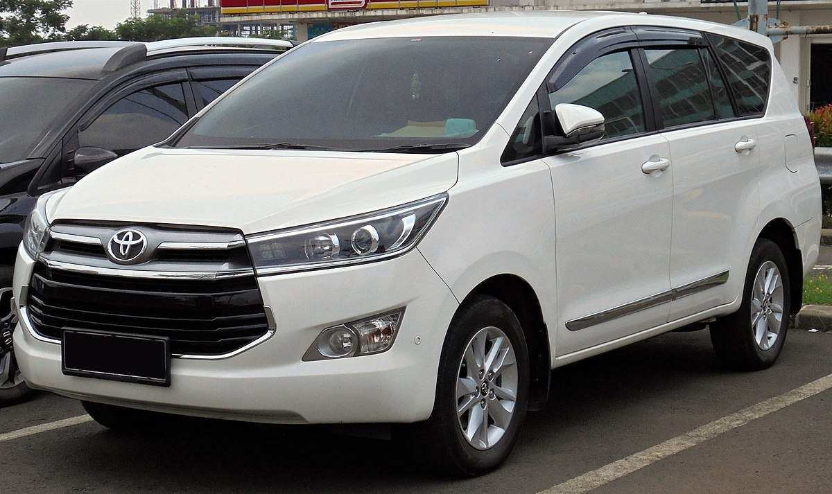97 All New Toyota Innova 2019 Model by Toyota Innova 2019