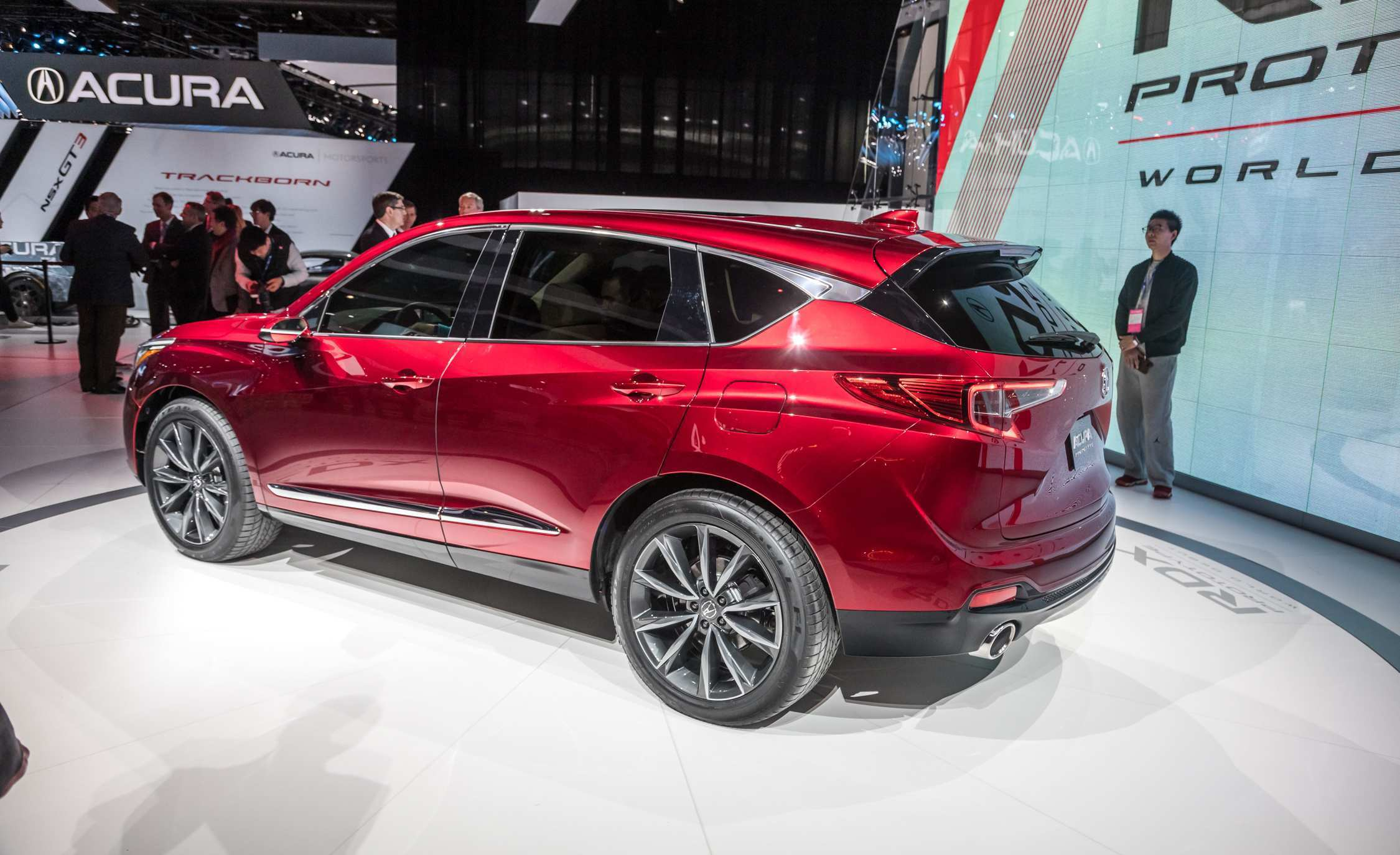 97 Best Review 2019 Acura Rdx Release Date Images with 2019 Acura Rdx Release Date