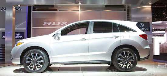 97 Best Review 2019 Acura Rdx Release Date Style by 2019 Acura Rdx Release Date