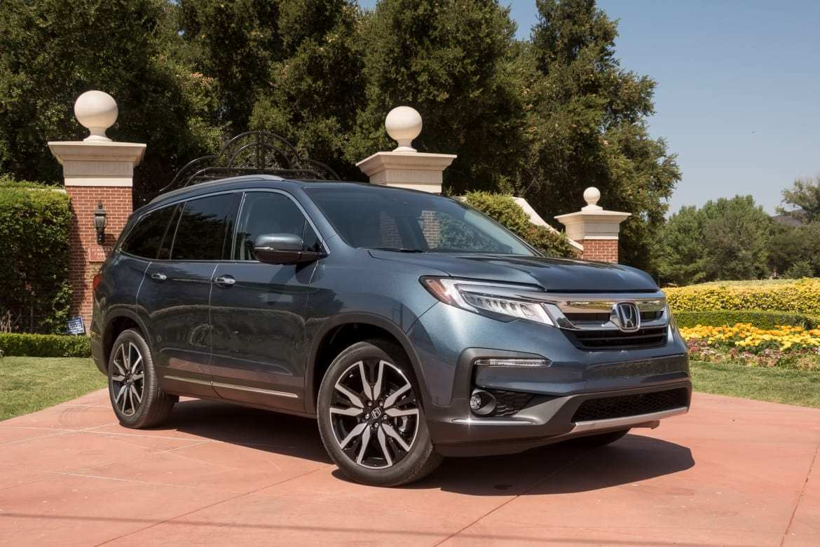 97 Best Review 2019 Honda Pilot Review Performance and New Engine with 2019 Honda Pilot Review