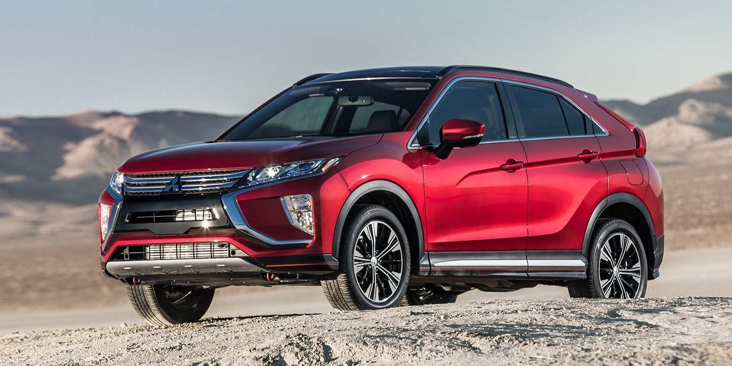 97 Best Review 2019 Mitsubishi Cross Performance and New Engine by 2019 Mitsubishi Cross