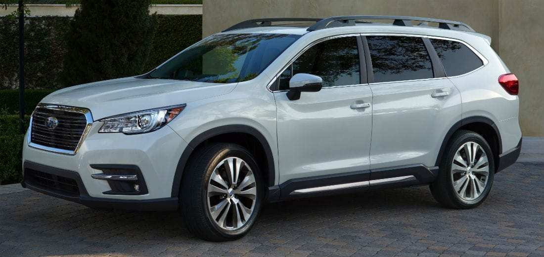 97 Best Review 2019 Subaru Third Row Specs by 2019 Subaru Third Row