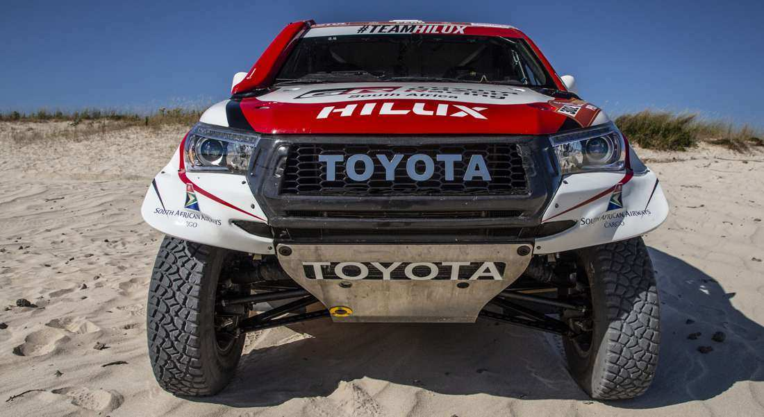 97 Best Review 2019 Toyota Dakar Picture for 2019 Toyota Dakar