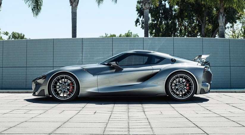 97 Best Review 2019 Toyota Ft 1 Rumors by 2019 Toyota Ft 1