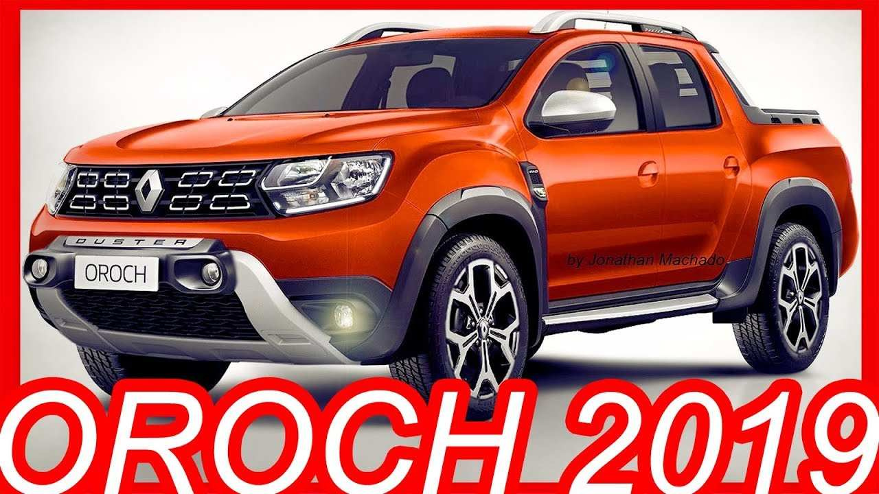 97 Best Review Renault Oroch 2019 Model with Renault Oroch 2019