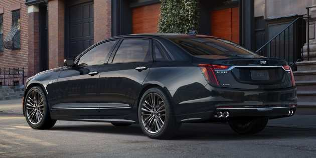 97 Concept of 2019 Cadillac V8 Picture by 2019 Cadillac V8