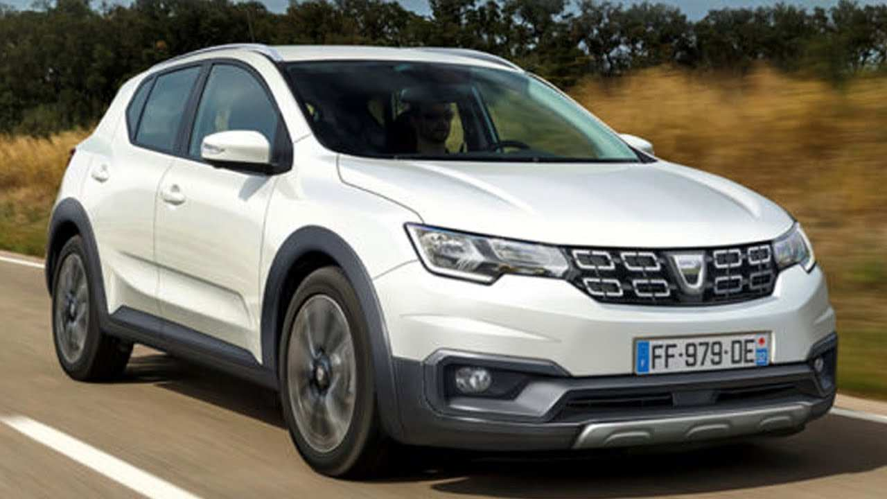 97 Concept of 2019 Dacia Sandero Stepway Research New for 2019 Dacia Sandero Stepway