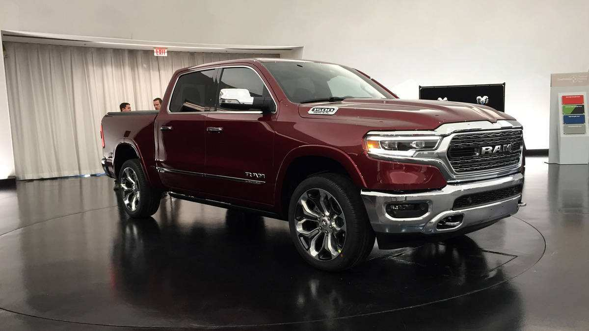 97 Concept of 2019 Dodge Ram 1500 New Review for 2019 Dodge Ram 1500