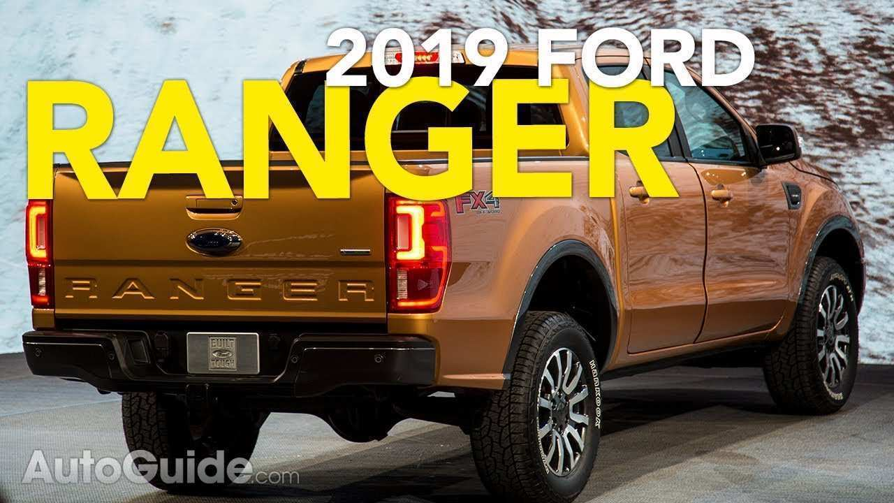 97 Concept of 2019 Ford Ranger Auto Show Redesign for 2019 Ford Ranger Auto Show
