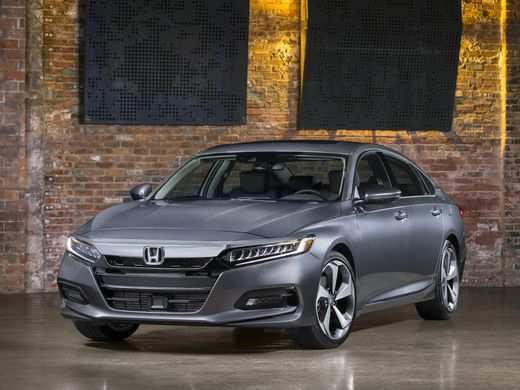 97 Concept of 2019 Honda Accord Release Date by 2019 Honda Accord