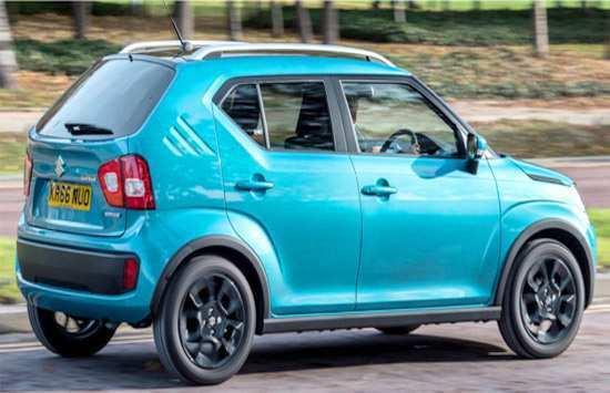 97 Concept of 2019 Suzuki Ignis Specs by 2019 Suzuki Ignis