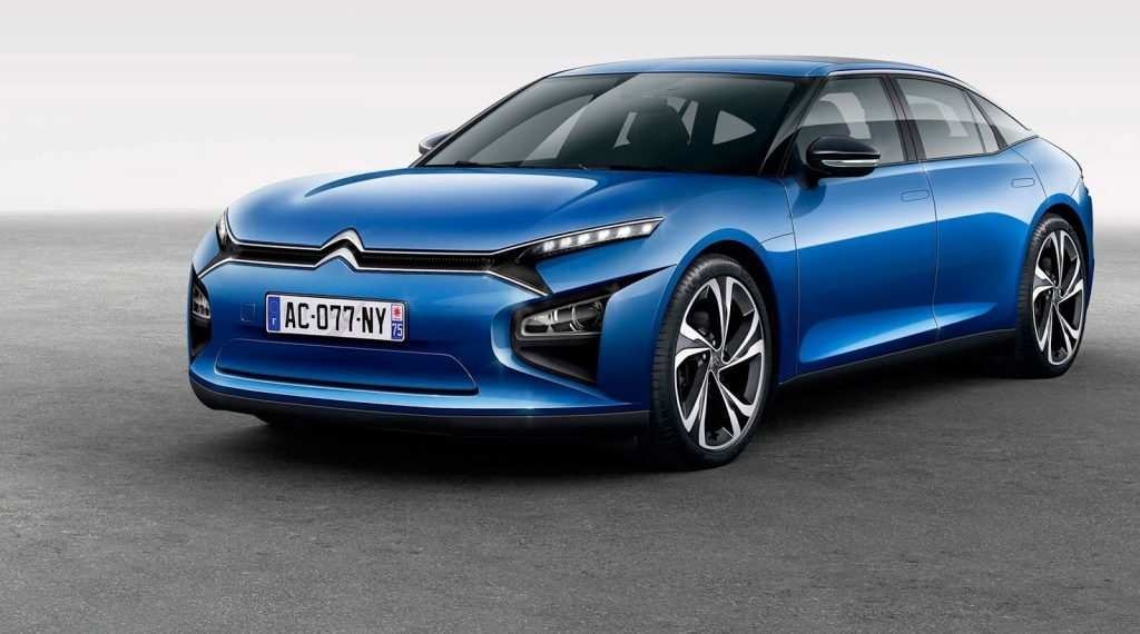 97 Concept of 2020 Citroen Configurations with 2020 Citroen