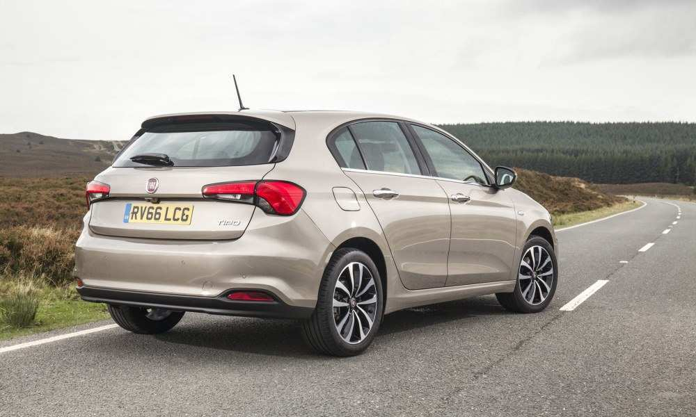 97 Concept of Fiat Tipo 2020 New Concept by Fiat Tipo 2020