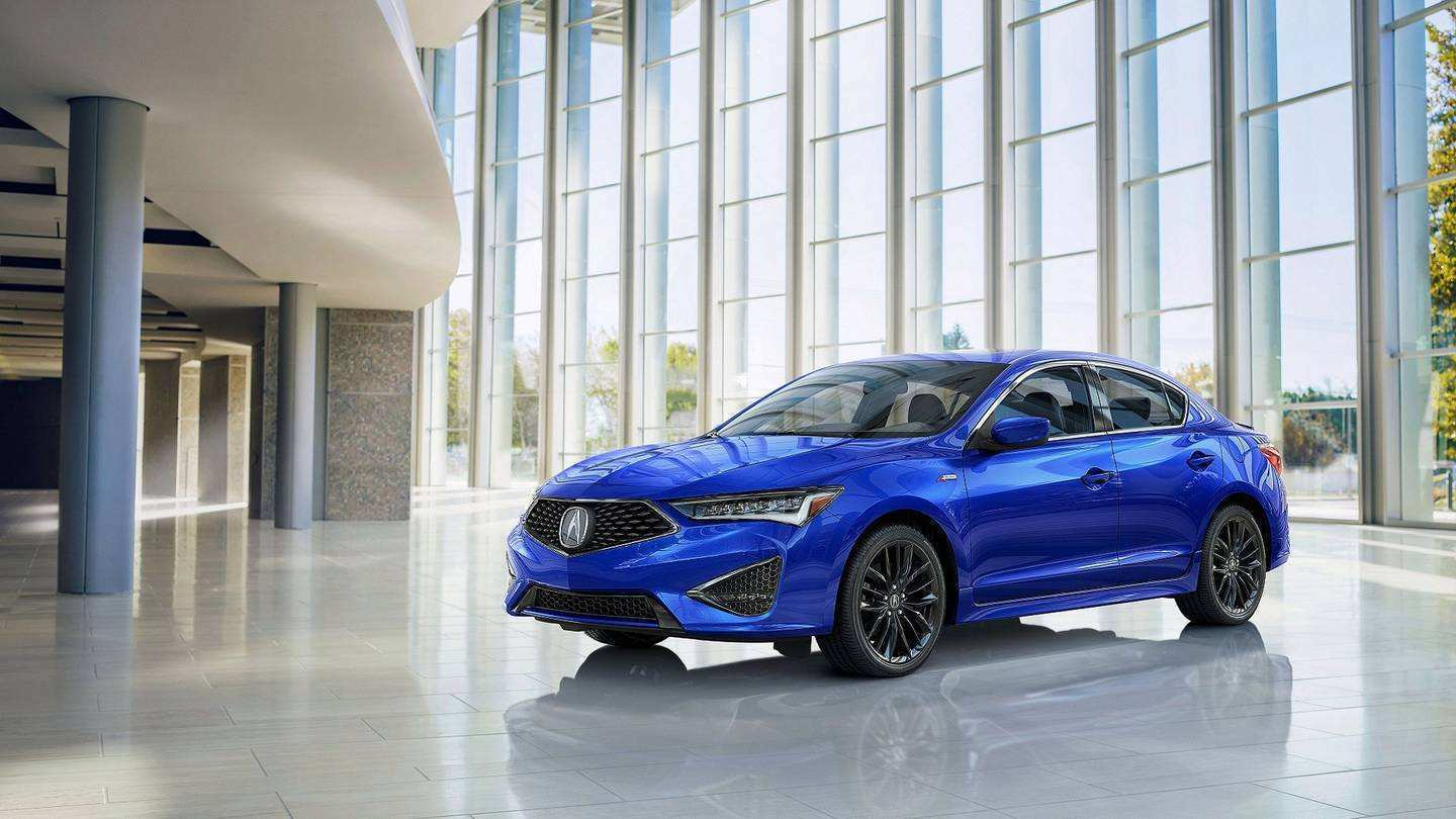 97 Gallery of 2019 Acura Ilx Overview with 2019 Acura Ilx