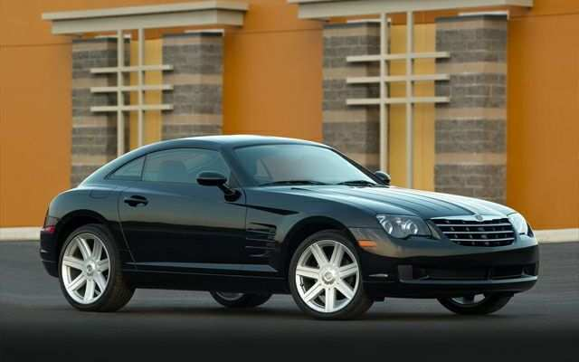 97 Gallery of 2019 Chrysler Crossfire Spy Shoot with 2019 Chrysler Crossfire