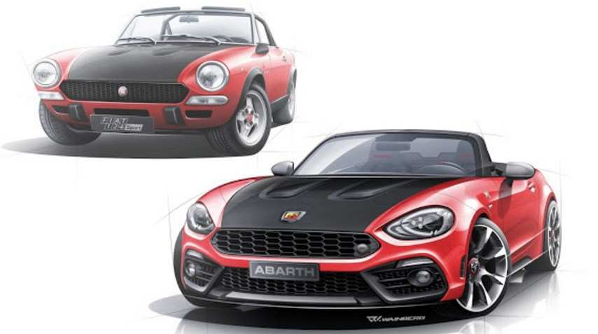 97 Gallery of 2019 Fiat Spider Abarth Images by 2019 Fiat Spider Abarth