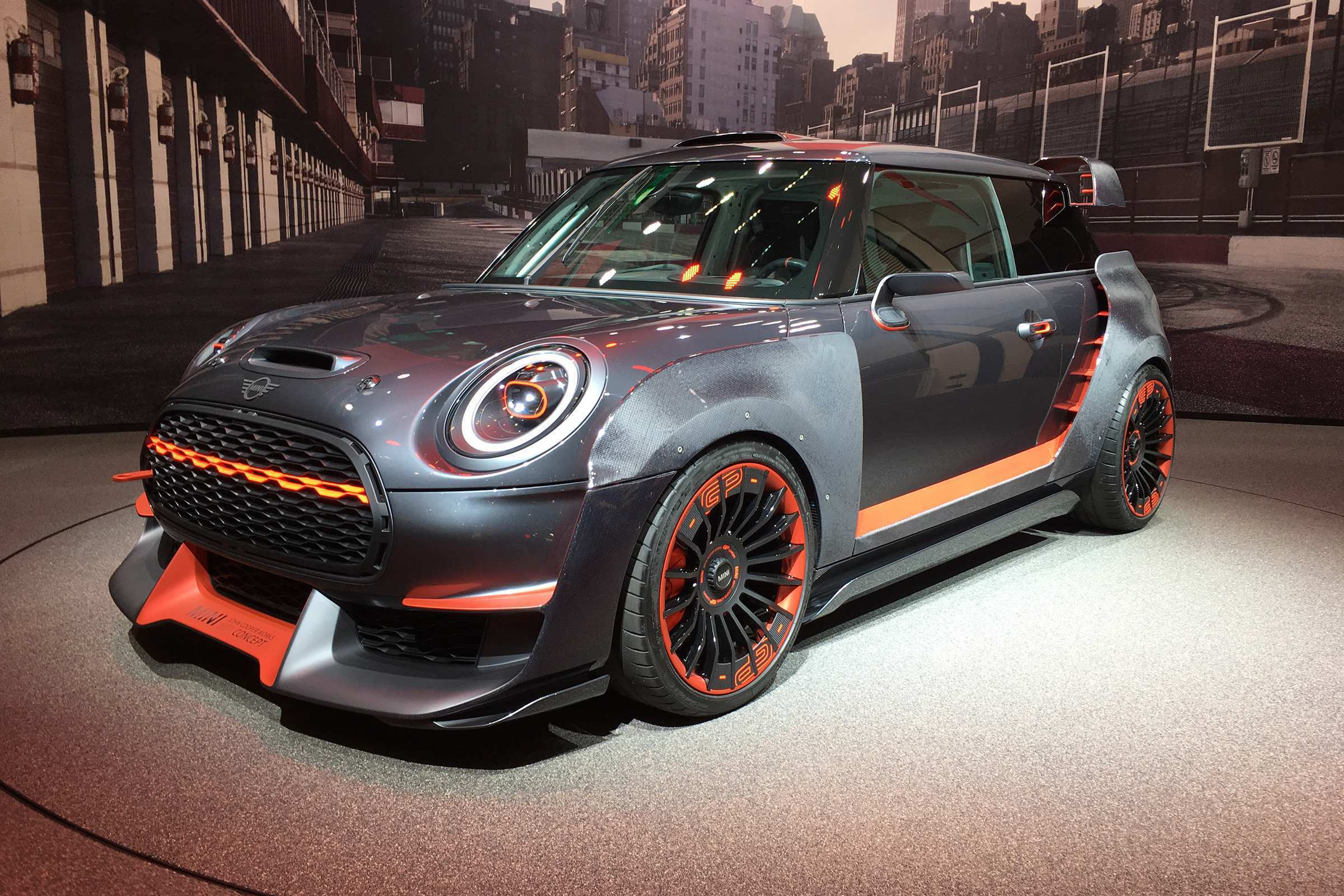97 Gallery of 2019 Mini Jcw Gp Research New by 2019 Mini Jcw Gp