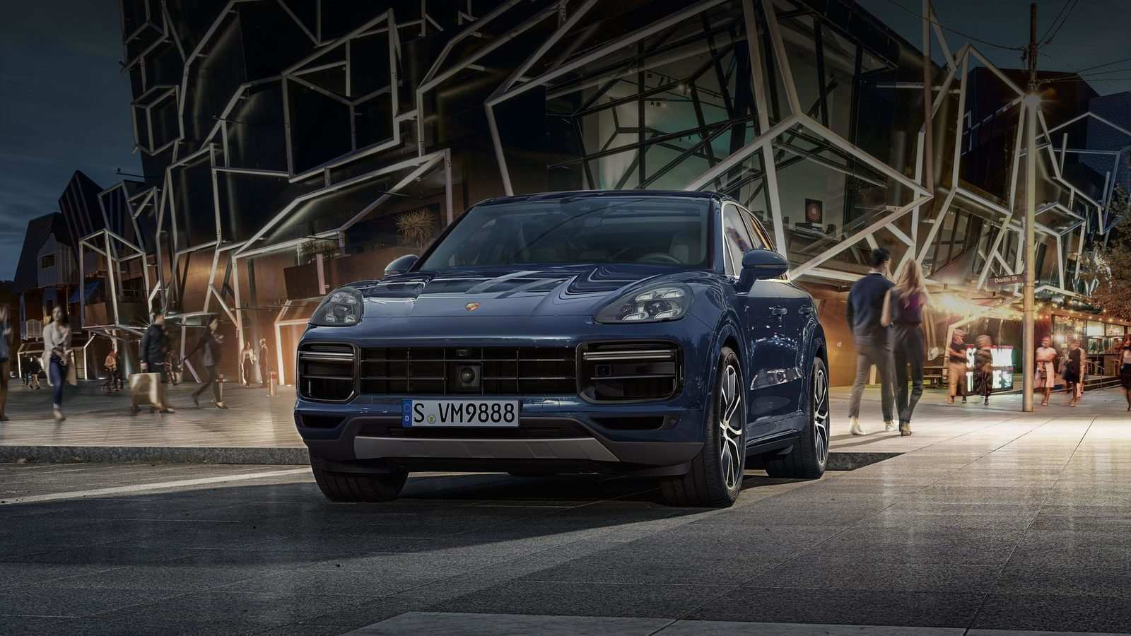 97 Gallery of 2019 Porsche Cayenne Turbo Review Configurations by 2019 Porsche Cayenne Turbo Review