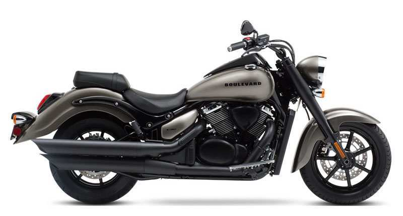 97 Gallery of 2019 Suzuki Boulevard Overview with 2019 Suzuki Boulevard