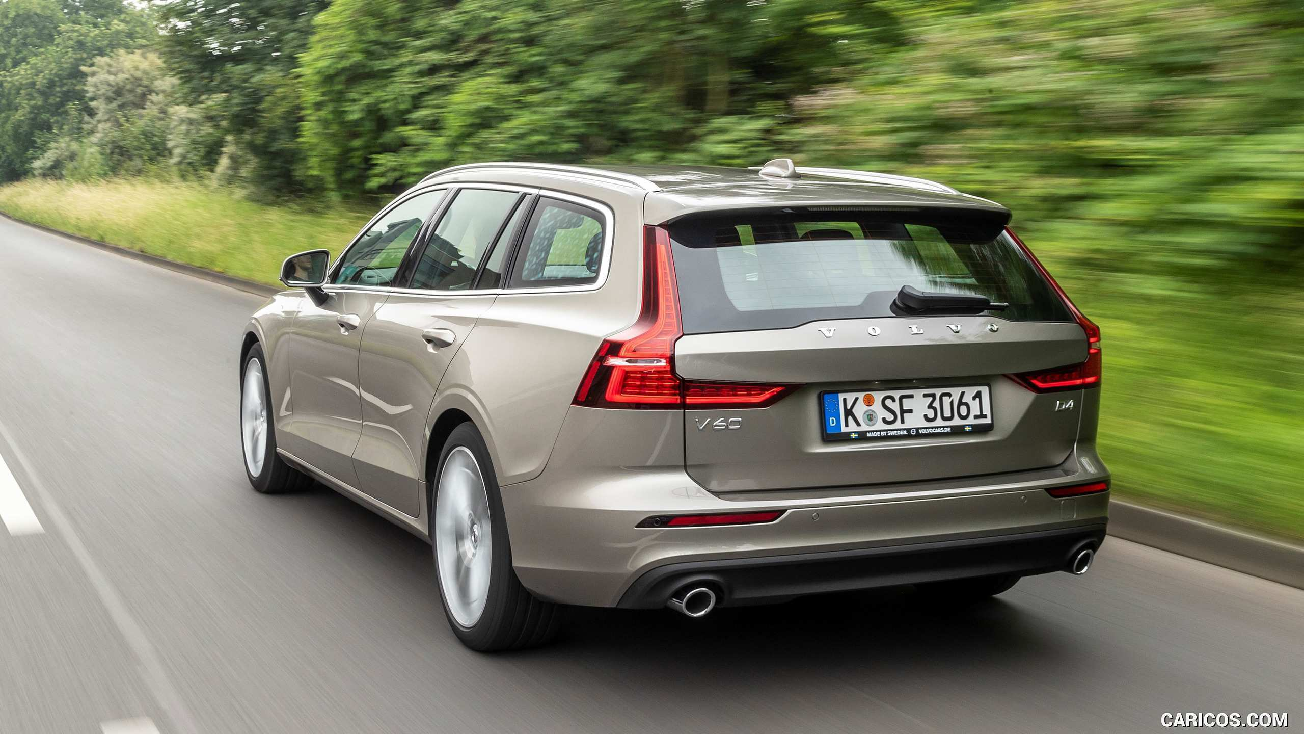 97 Gallery of 2019 Volvo V60 D4 Release for 2019 Volvo V60 D4