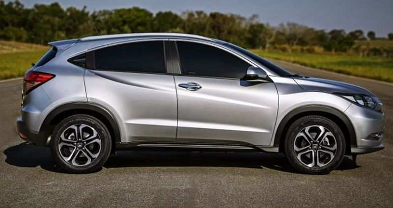 97 Great 2019 Honda Hrv Rumors Speed Test with 2019 Honda Hrv Rumors