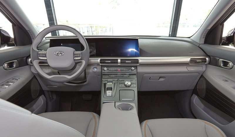 97 Great 2019 Hyundai Nexo Interior Exterior and Interior for 2019 Hyundai Nexo Interior