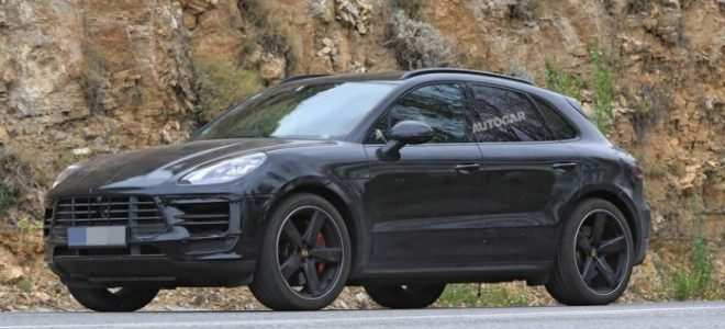 97 Great 2019 Porsche Macan Hybrid Redesign and Concept by 2019 Porsche Macan Hybrid