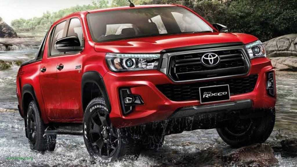 97 Great 2019 Toyota Dakar Review for 2019 Toyota Dakar
