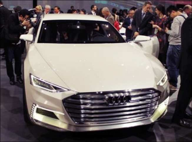 97 New 2019 Audi A6 Release Date Usa Spesification for 2019 Audi A6 Release Date Usa