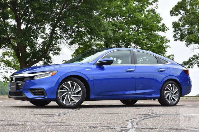 97 New 2019 Honda Insight Review Release with 2019 Honda Insight Review