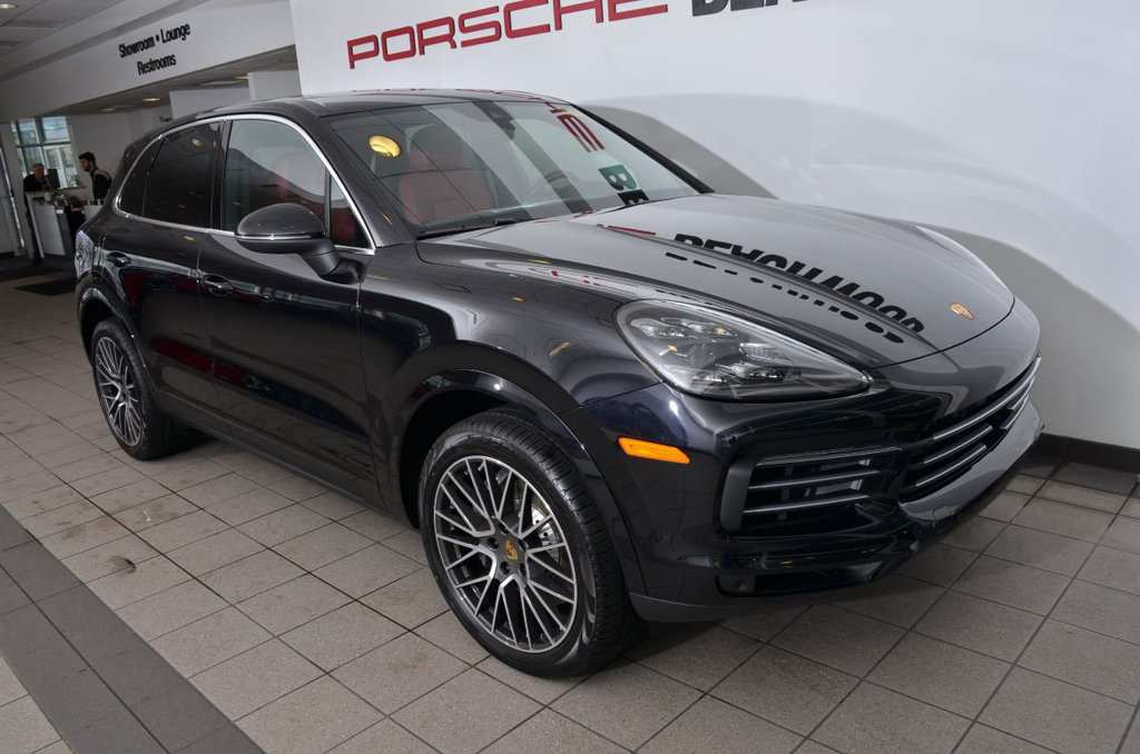 97 New 2019 Porsche Cayenne Video Overview by 2019 Porsche Cayenne Video