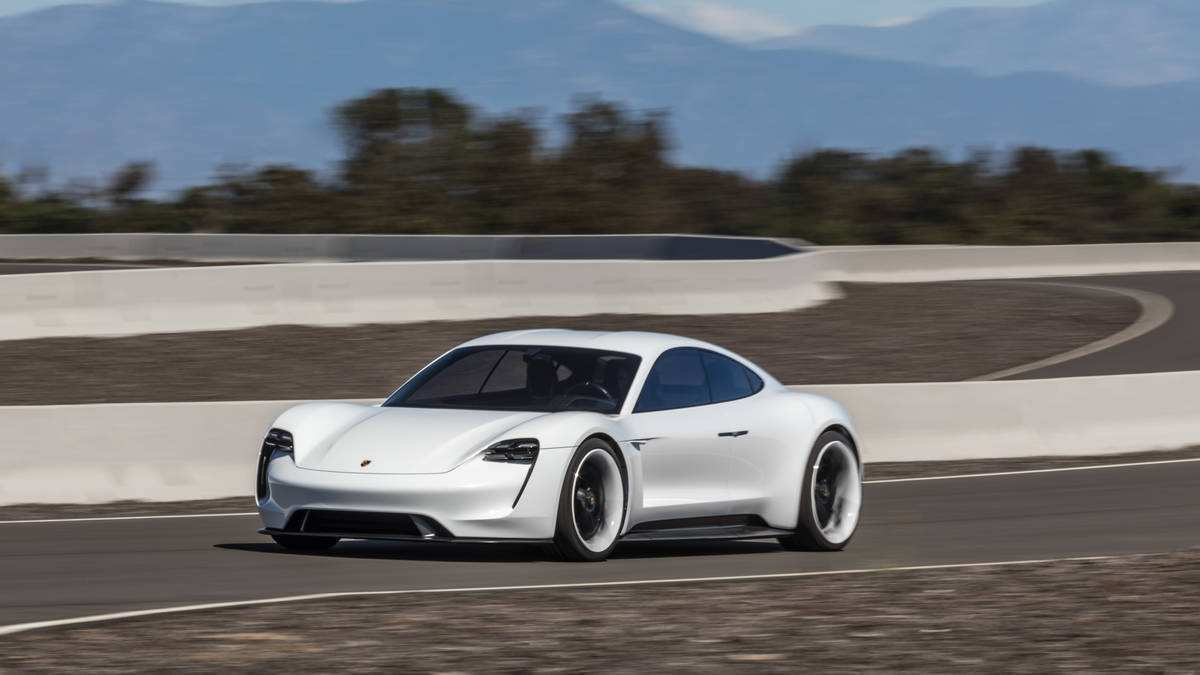 97 New 2019 Porsche Electric Rumors with 2019 Porsche Electric
