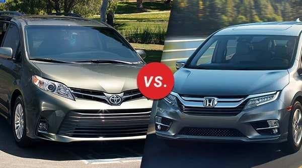 97 New 2019 Toyota Odyssey Review for 2019 Toyota Odyssey